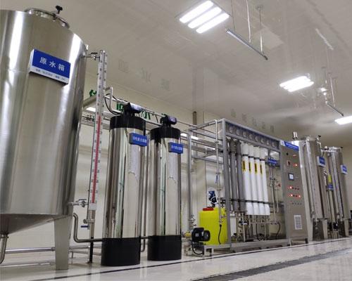 龙苑小区直饮水设备安装项目