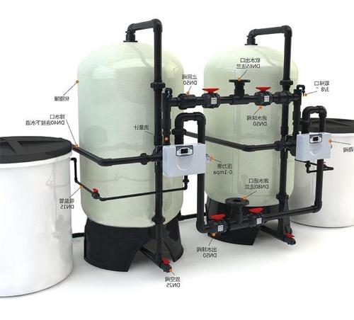 包头软化水设备